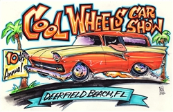 Cool Wheels Car Show Registration & Payment